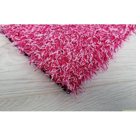 Ландшафтный искусственный газон Розовый