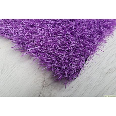 Ландшафтный искусственный газон Фиолетовый