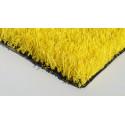Ландшафтный искусственный газон желтый 30мм